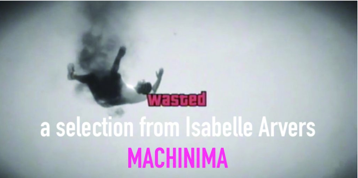 Machinima exhibition on Immortality curated by Isabelle Arvers for Overkill Festival in NL